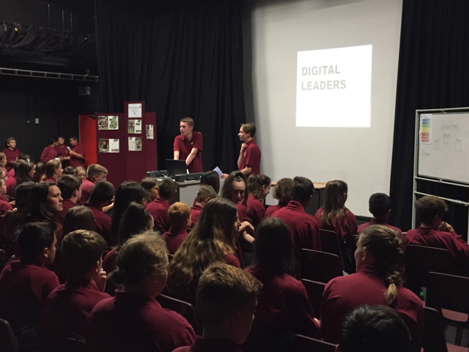 Digital leaders assembly