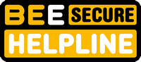 BEE SECURE Helpline logo