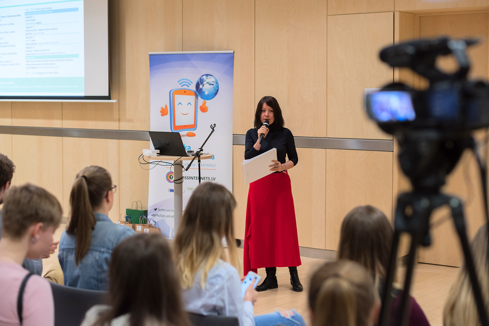 Latvia Safer Internet Day (SID) 2018 event