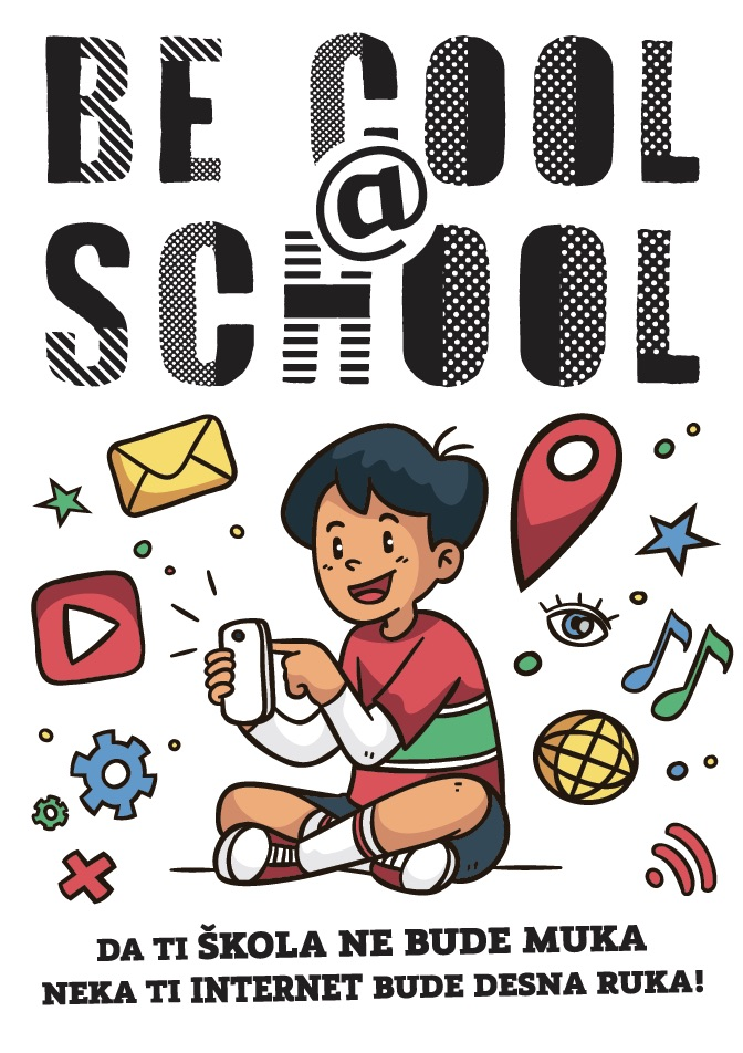 Cover image for the Be Cool @School resource