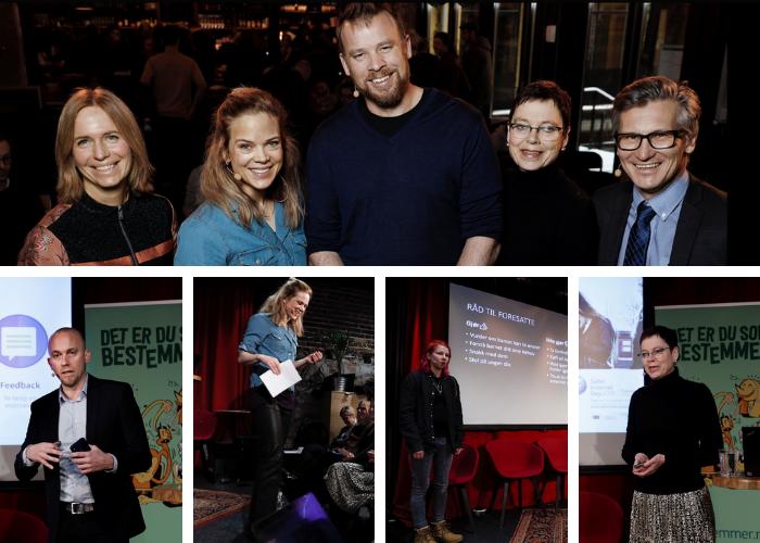 Picture of Safer Internet Day 2019 celebrations in Norway