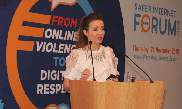 Image of the Safer Internet Forum 2019
