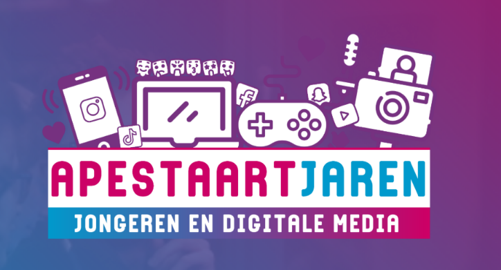 """Logo of """"Apetail Years - Young people and digital media"""""""