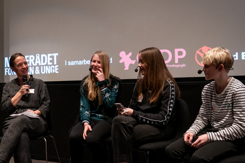 Picture of Safer Internet Day celebrations in Denmark