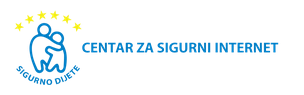 Logo of the BiH Safer Internet Centre
