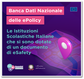 The Italian Safer Internet Centre supported schools in creating an eSafety Policy document